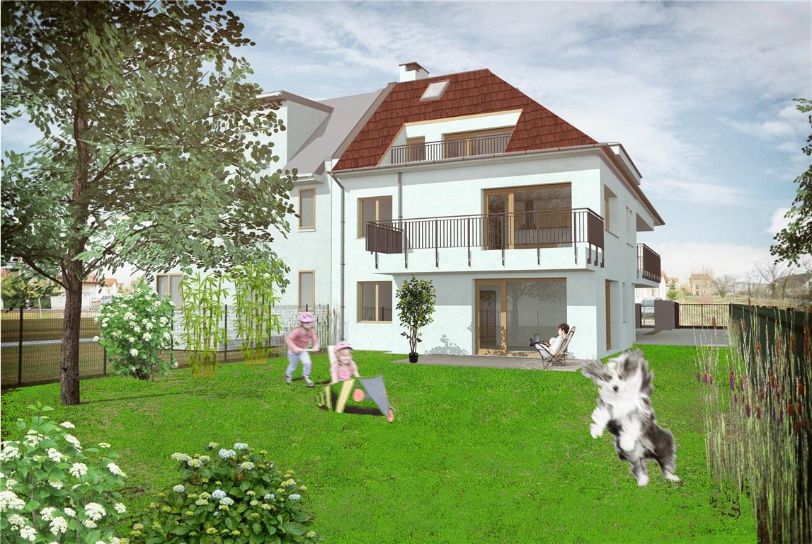 5 ÚJ építésű lakás Óbudán